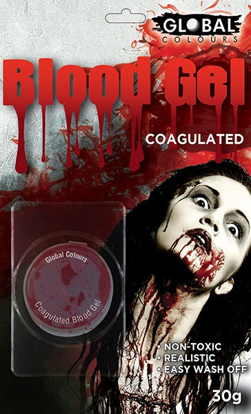 Global Colours BLOOD GEL COAGULATED 30G