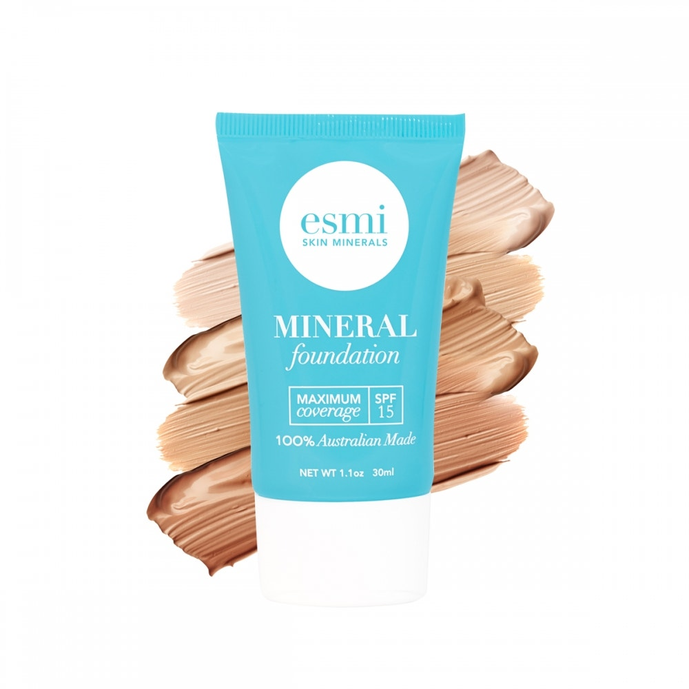 Esmi Liquid Mineral Foundation