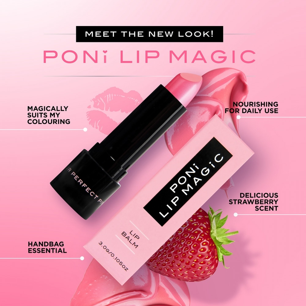 Poni Lip Magic Balm