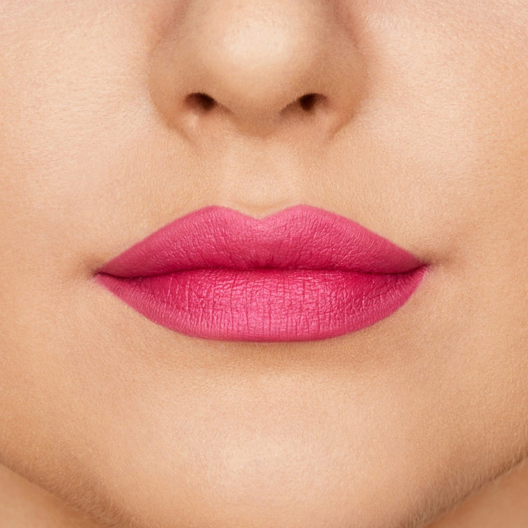 Lip Hereoes Matte Lipstick King Fuchsia