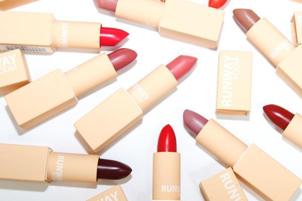 Runway Room Lipsticks