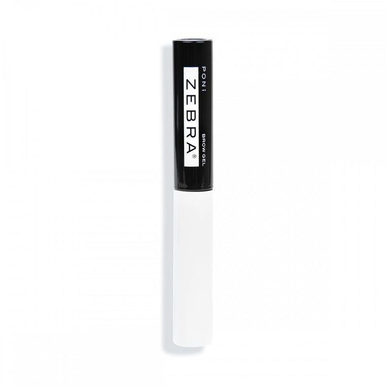Poni Zebra Clear Brow Gel