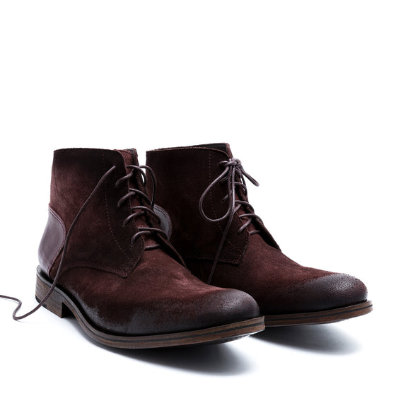 B. Colorado - suede leather boots