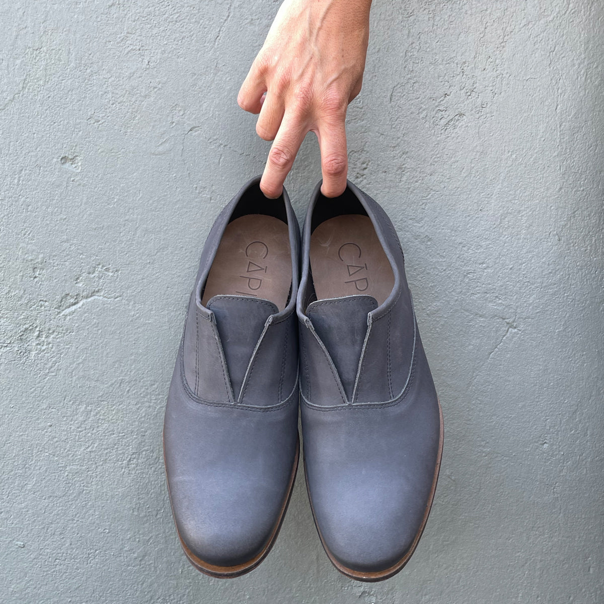 Chelo Slug - leather shoes