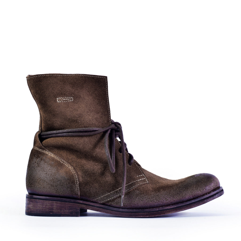 Lavale Beach - suede leather boots