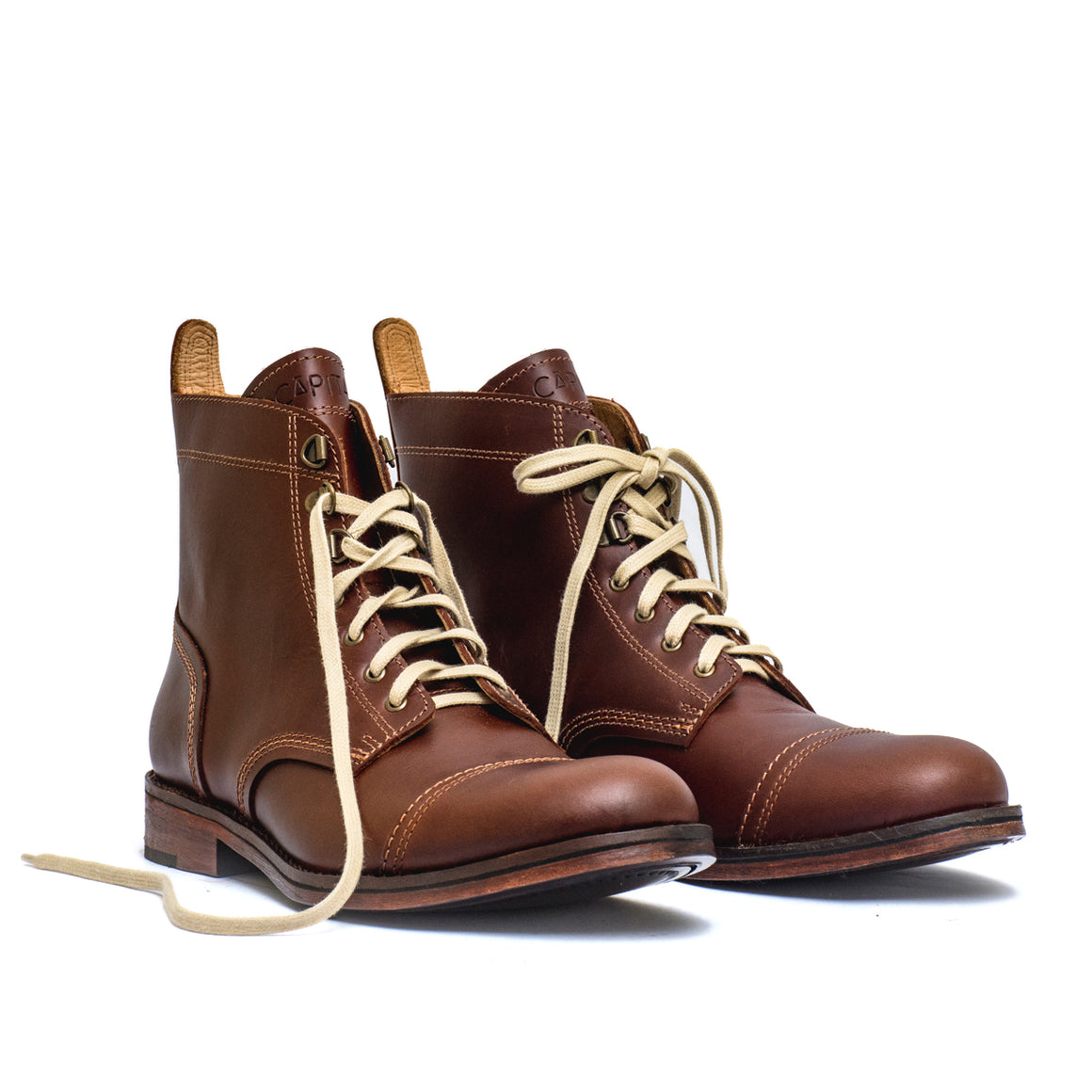 Master Classics - leather boots