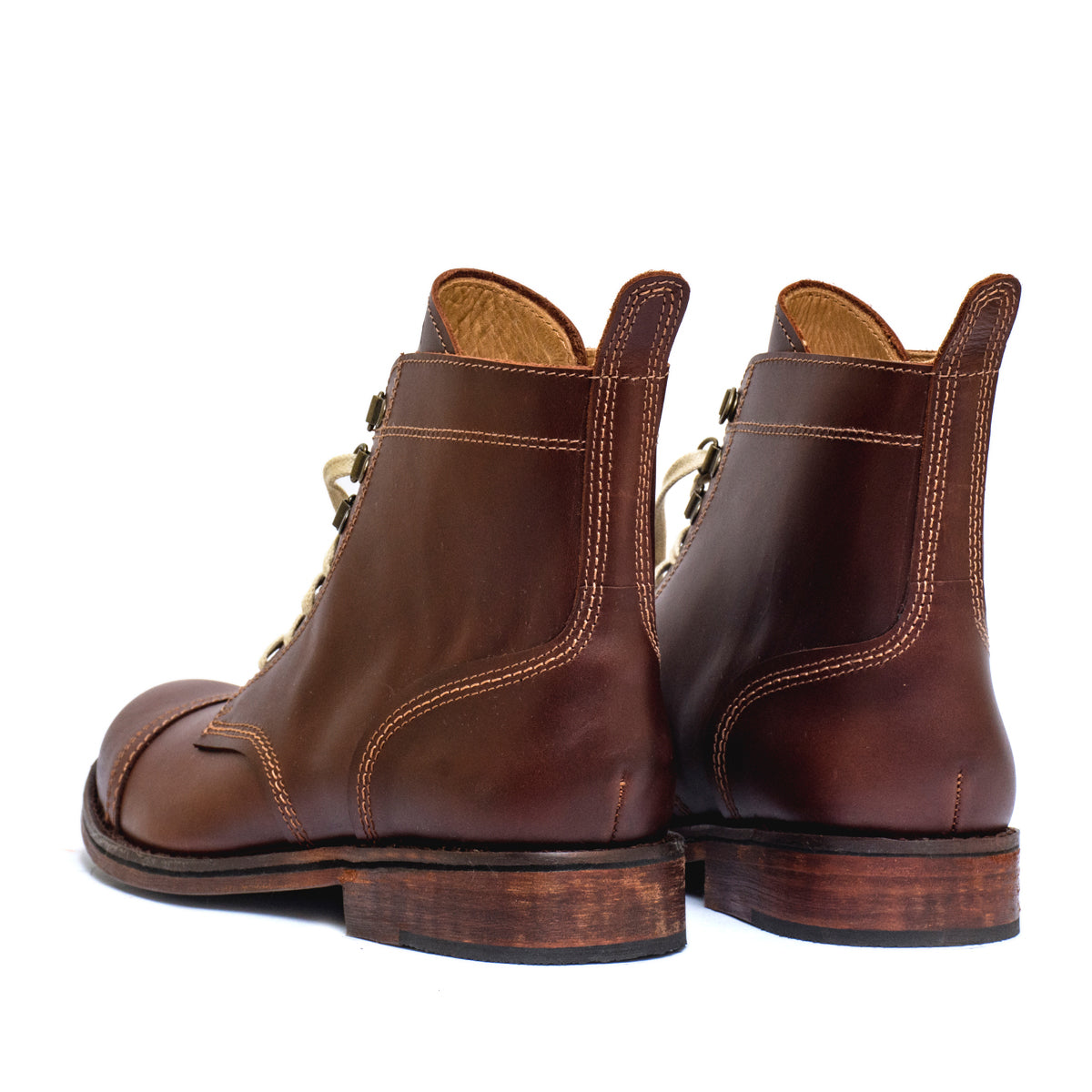0c9e254345a Master Classics - leather boots - CAPITA boots and shoes