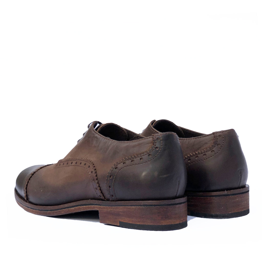 Ox.Cafe - leather shoes