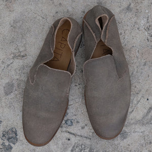 Saxon Rust - suede leather shoes