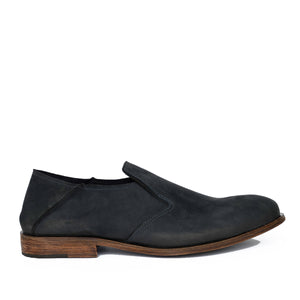 Saxon Murano - suede leather shoes