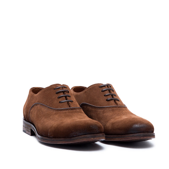 Ox Fango - nobuk leather shoes