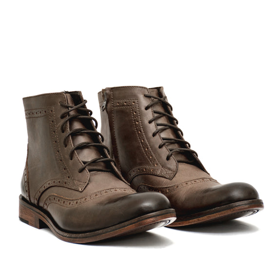 Urbano Frank - leather boots