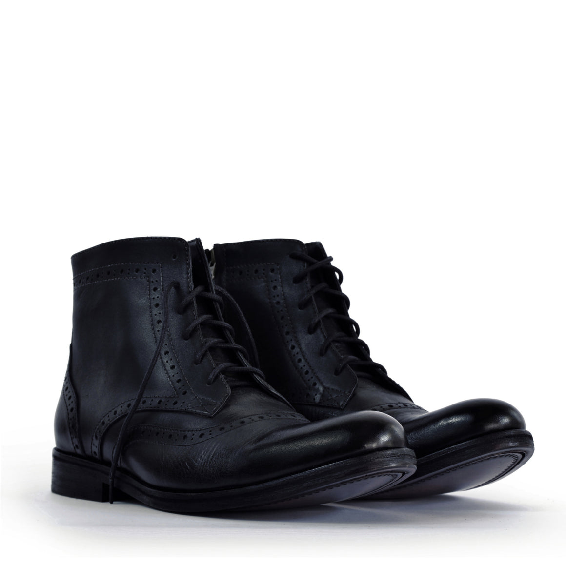 Urbano Groom - leather boots