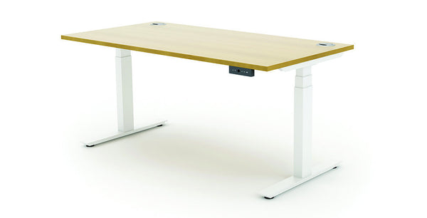 Autonomy Pro Electric Desk + Chair + Drawers + Cable Tray