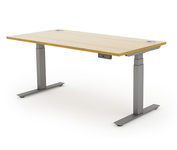 Autonomy Pro Electric Desk + Cable Tray