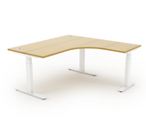 Autonomy Pro Electric Crescent Desk