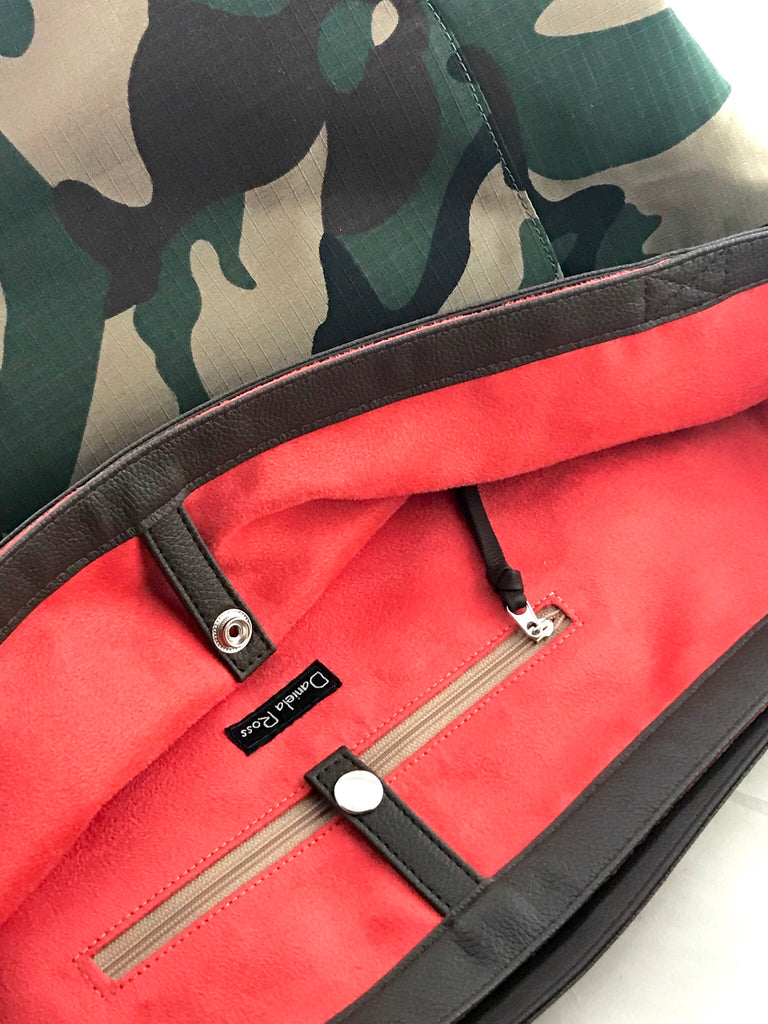 "TOTE Bag ""Camo ""- Sale"