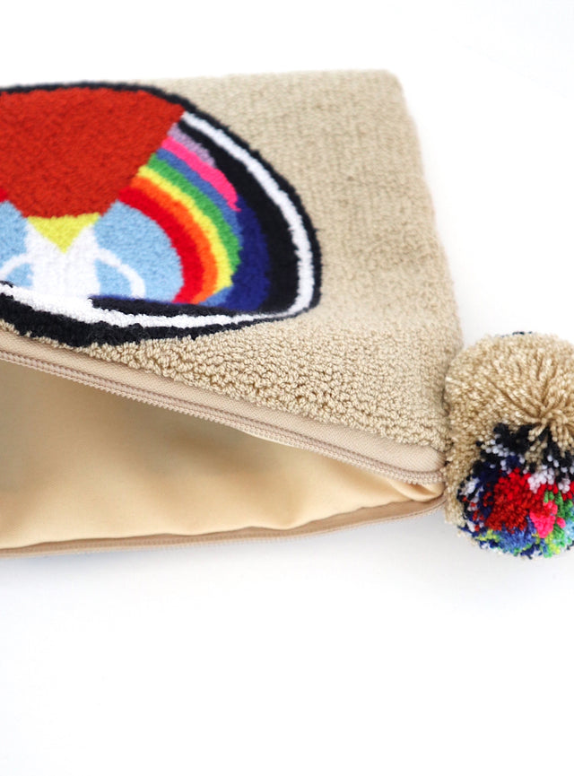 Wayuu Clutch Retro