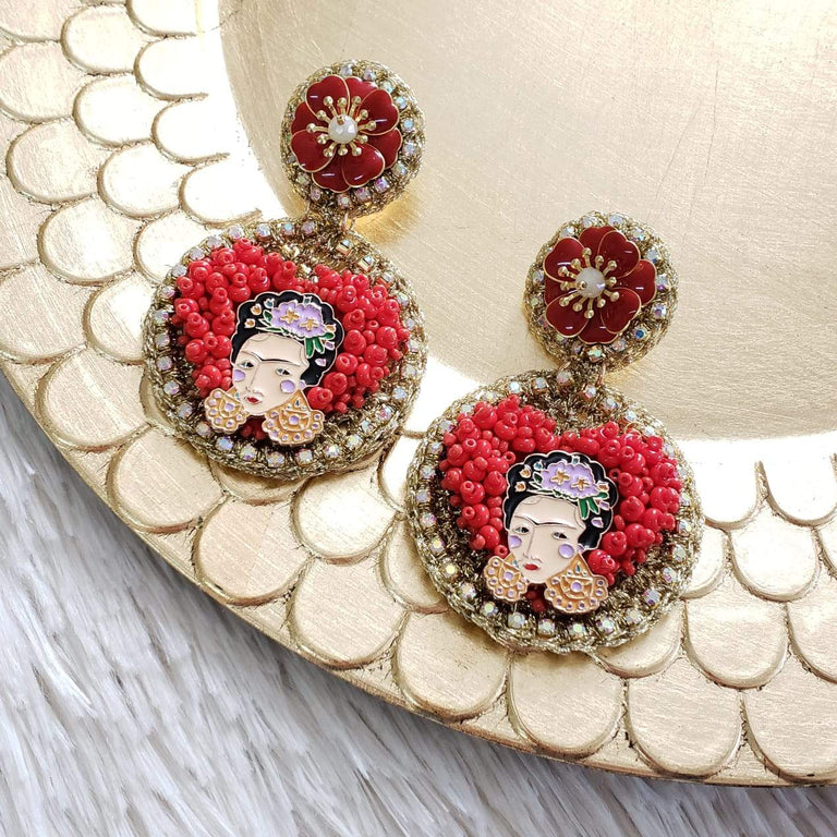 Frida  Boho Earrings