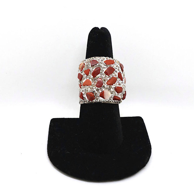 Red Ruby Ring