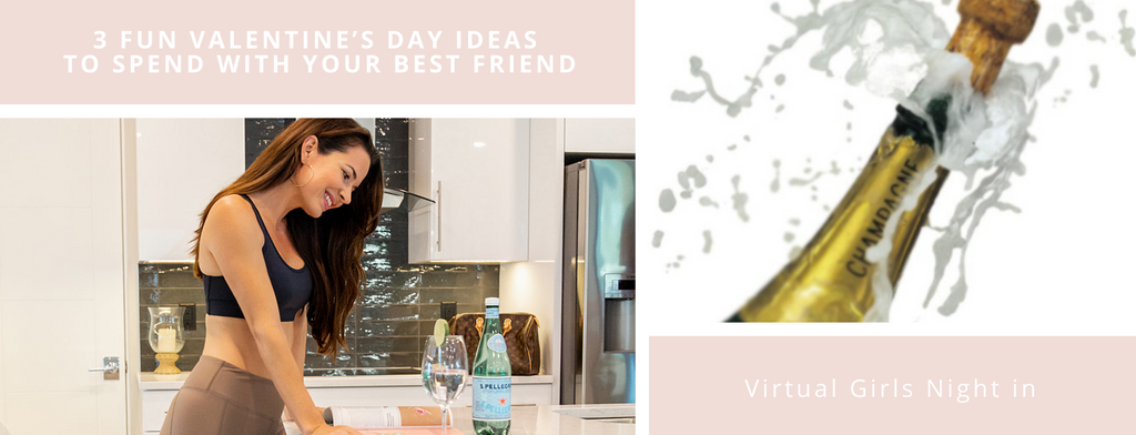 3 Fun Valentine's Day Ideas to spend with your Best Friend