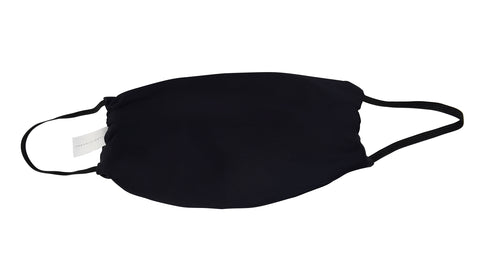 YUMMY & TRENDY® Black Luxe Face Mask w/Insert
