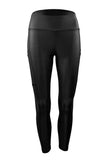 Signature Pocket legging in black