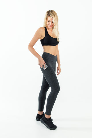 YUMMY® Space Dye Pocket Leggings