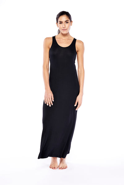 Yummy & Trendy® Racerback Maxi Dress