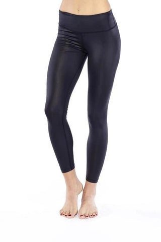 Yummy® Faux Leather Legging