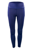 Signature Pocket legging in navy blue