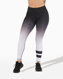 Shop the best leggings available and made in the U.S.A. by YUMMY & TRENDY®  Ombre leggings available in sizes XS-XL. As seen in PopSugar Fitness