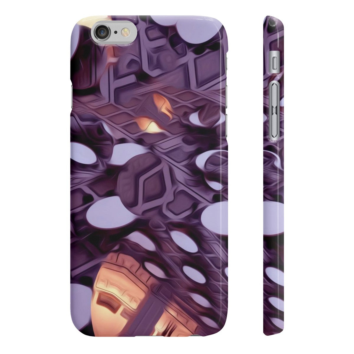 "BROOKLYN MUSEUM ""SURREAL ART"" SLIM PHONE CASE"