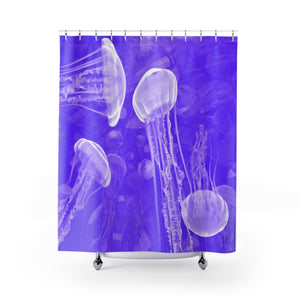 """JELLYFISH"" SHOWER CURTAINS"