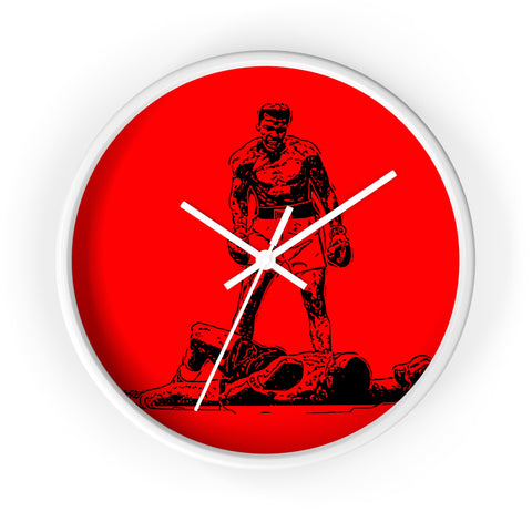 """THE GREATEST"" WALL CLOCK"
