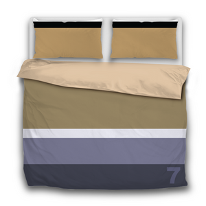 7 COLLECTION / STRIPED BEDDING SETS