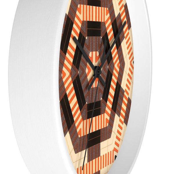 The Kaleidoscope Retro Wall Clock
