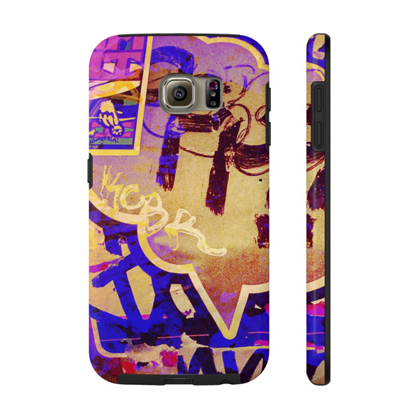 """STREET ART"" TOUGH PHONE CASE"