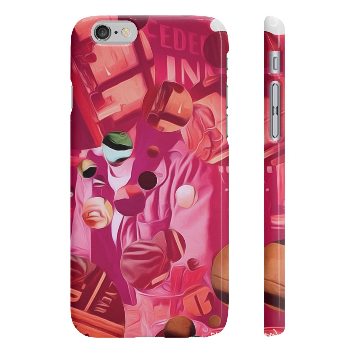 """SURREAL ART"" SLIM PHONE CASE"