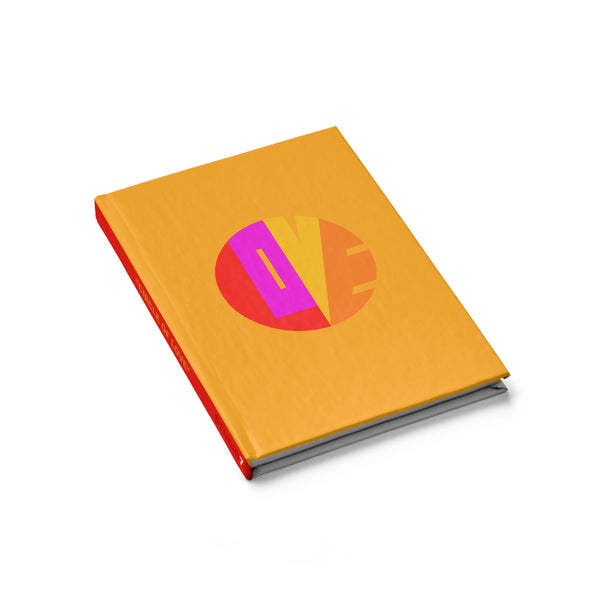 "COLORFUL ""CIRCLE OF LOVE"" JOURNAL / NOTE PAD"