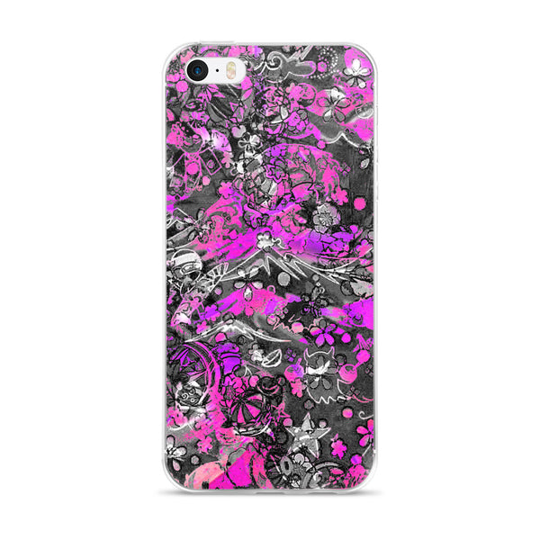 JAPANESE POP ART iPHONE 5/5S/SE, 6/6S, 6/6S PLUS