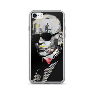 LAGERFELD iPHONE 7/7 PLUS CASE