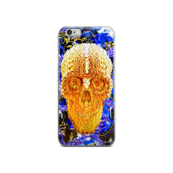 SKULL iPHONE 5/5S/SE, 6/6S, 6/6S PLUS CASE