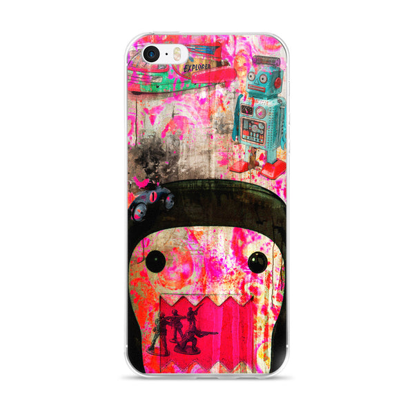 POP ART iPHONE 5/5S/SE, 6/6S, 6/6S PLUS