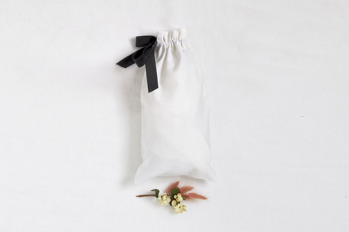 Gift Wrap | Re-usable Linen Gift Bag