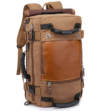 Load image into Gallery viewer, Paris Traveler Backpack™ Exclusive Café