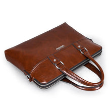Load image into Gallery viewer, London Gate Leather Briefcase