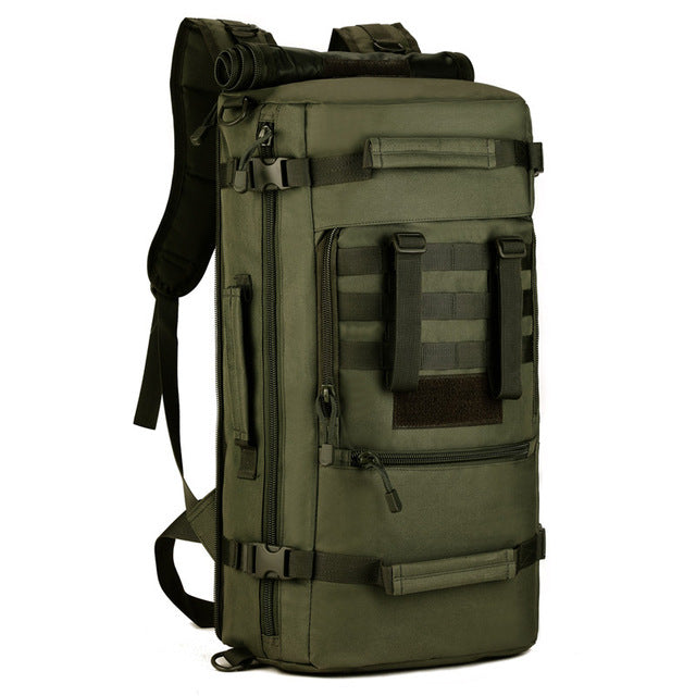 Angola Travel Backpack 50L