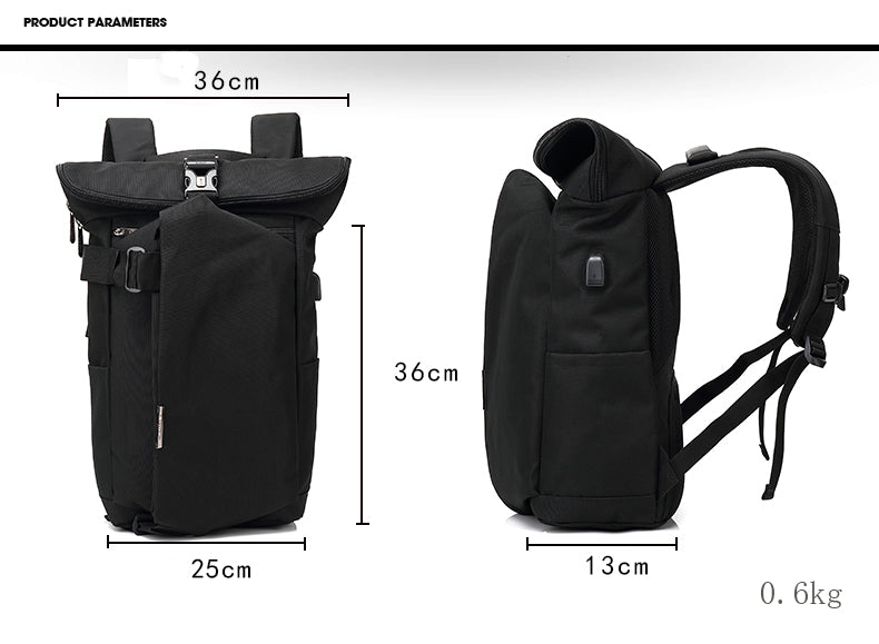 CF365™ Special Mission Backpack - Smart + Secure Edition