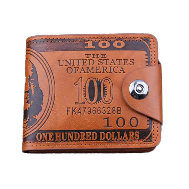 Premium Wallet CF365 100 dollar Bill